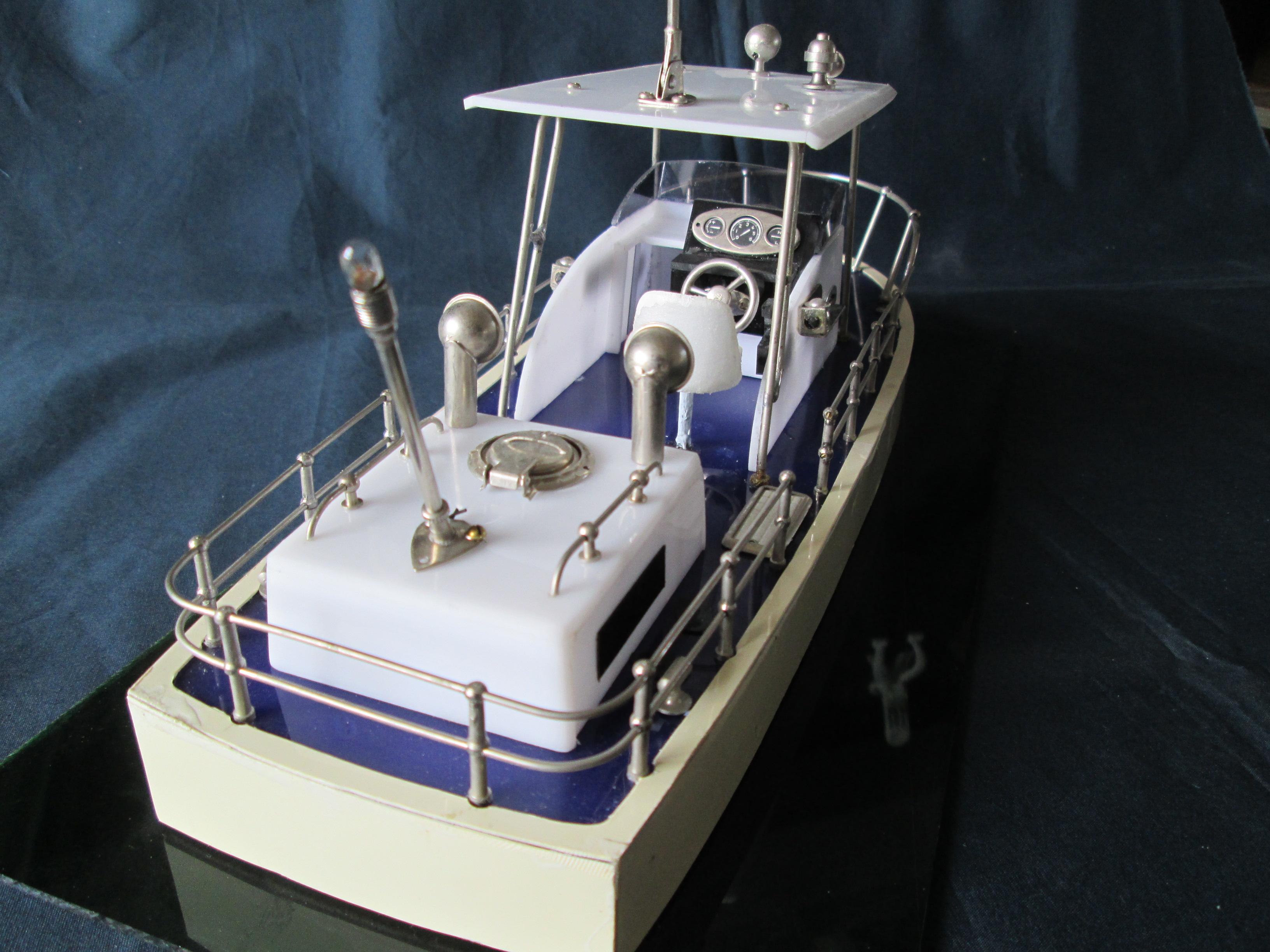 船用アクセサリの使用例 その2